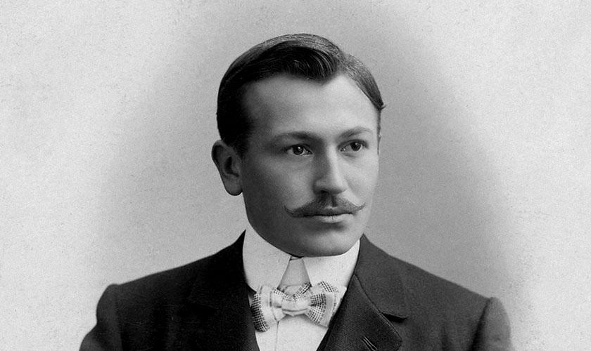 Hans Wilsdorf fundador de Rolex