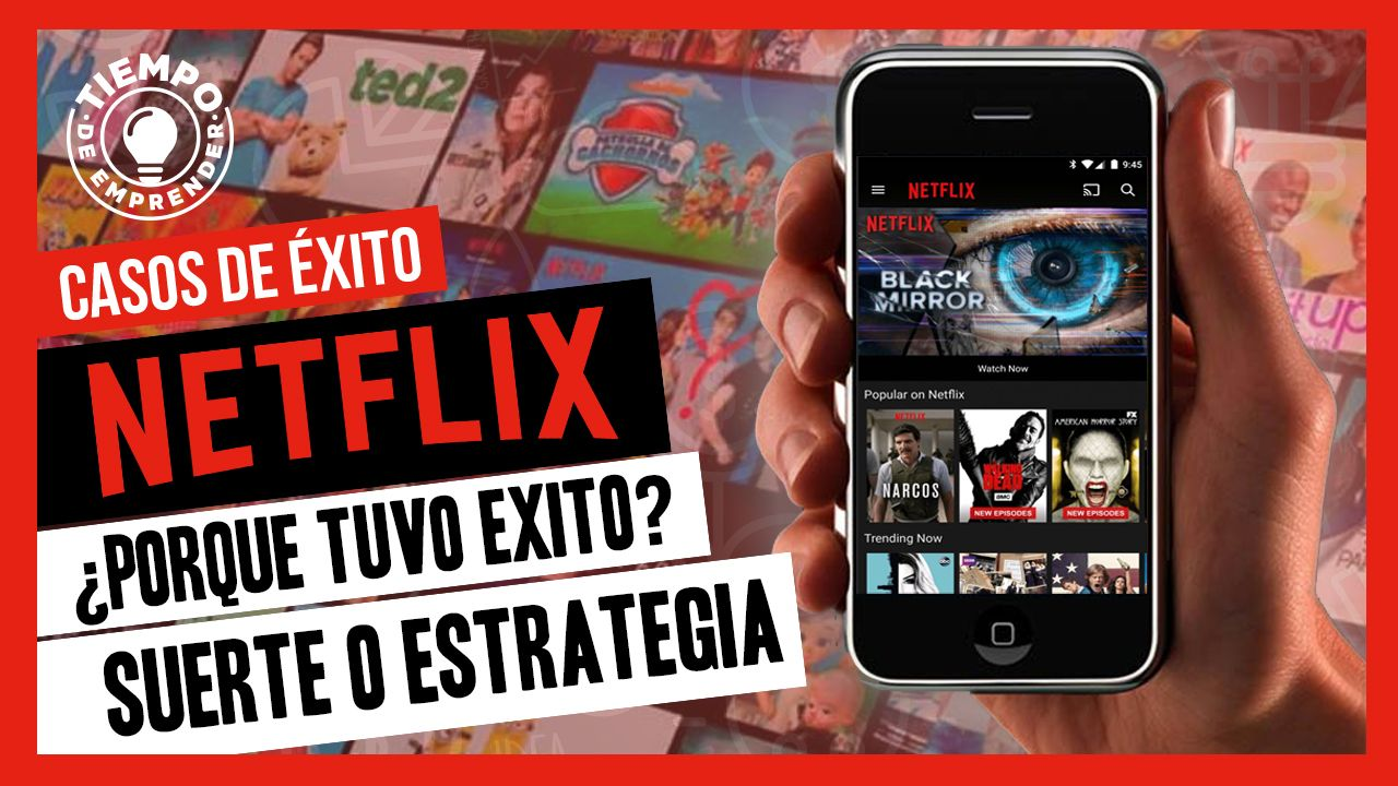 netflix el rey del streaming