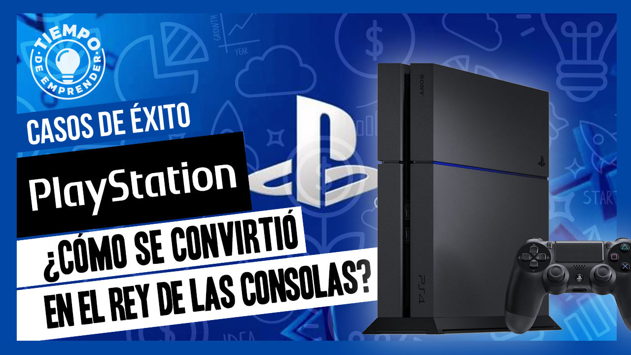 Casos de exito - Playstation