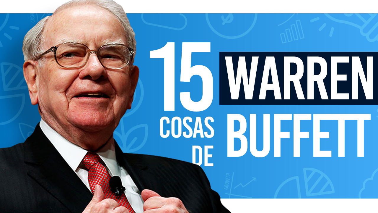 cosas que no sabias de warren buffett