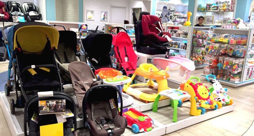 vender productos para bebés