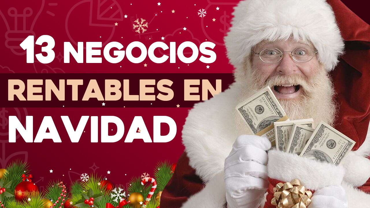 Negocios Rentables en Navidad